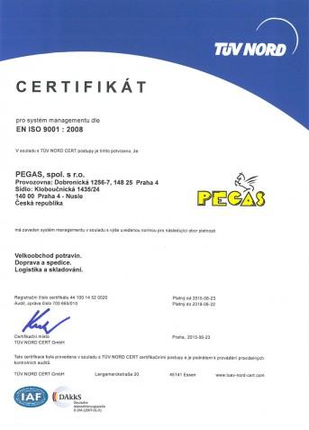 1107 pegas qms cz 1